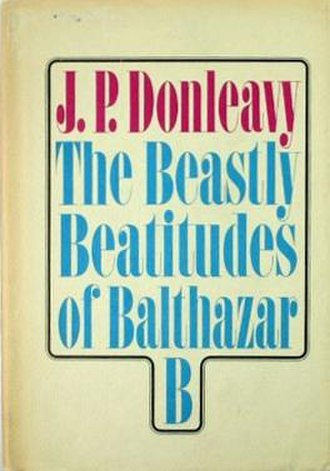 The Beastly Beatitudes of Balthazar B - First edition