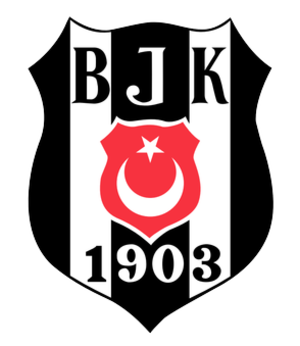 Beşiktaş J.K. (men's basketball) - Image: Besiktas JK's official logo