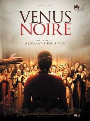 Black Venus (2010 film) - Film poster