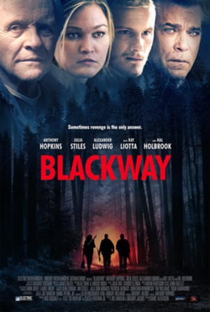 Blackway - Theatrical release poster