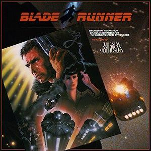 Blade Runner (soundtrack) - Image: Bladerunnernewameric anorchestracover