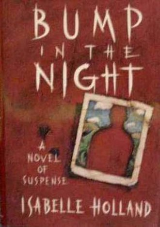 Bump in the Night (novel) - First edition cover