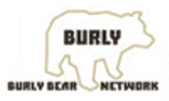 Burly Bear Network - The official logo for the Burly Bear Network.