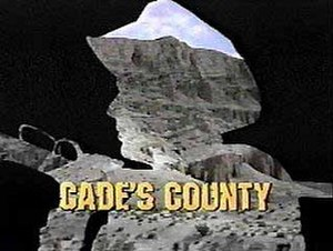 Cade's County - Image: Cade's County