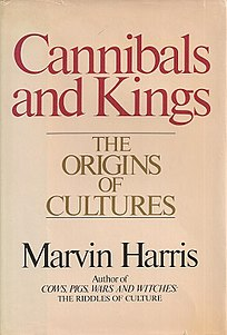 <i>Cannibals and Kings</i> book by Marvin Harris