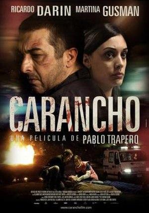Carancho - Film poster