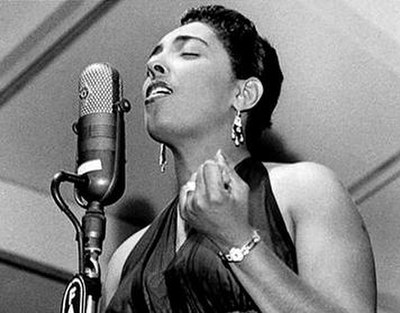 Picture of a band or musician: Carmen Mcrae