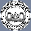 Official seal of Town of Carrboro, North Carolina