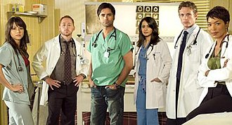 ER (TV series) - Final season cast (2008–2009)