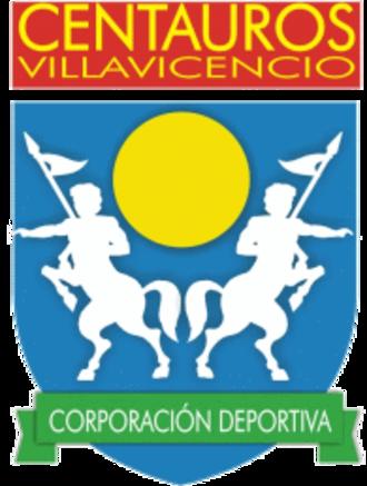 Centauros Villavicencio - Logo