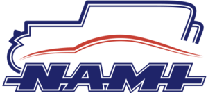 NAMI (automotive institute) - Image: Central Scientific Research Automobile and Automotive Engines Institute logo