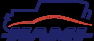 NAMI (automotive institute) - Image: Central Scientific Research Automobile and Automotive Engines Institute logo