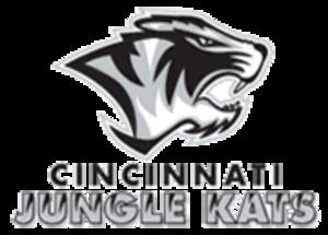 Cincinnati Jungle Kats - Image: Cincinnati Jungle Kats
