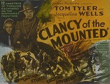 Clancy of the Mounted movie