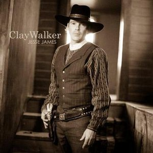 Jesse James (Clay Walker song) - Image: Clay Walker Jesse James