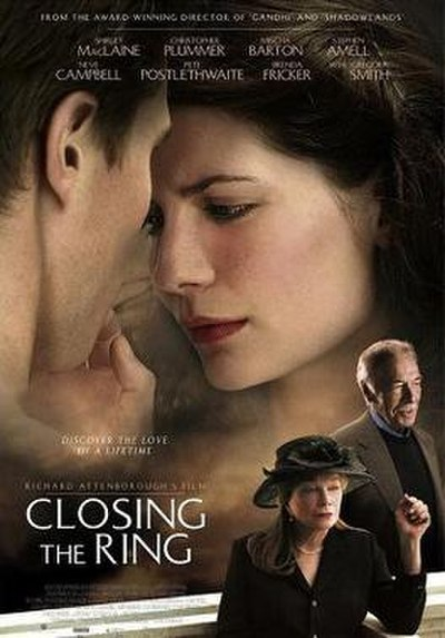 Picture of a movie: Closing The Ring
