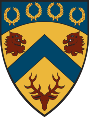 Collingwood School - Image: Collingwood Shield
