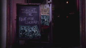 Flight of the Conchords (TV series) - Opening Title Screen
