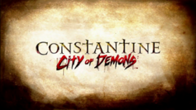 Picture of a TV show: Constantine: City Of Demons