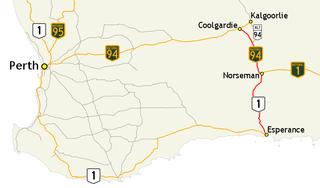 Coolgardie–Esperance Highway