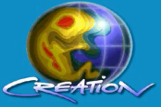 Creation (video game) - Logo from a 1995 trailer