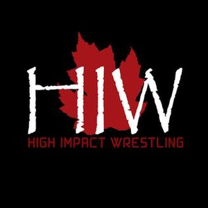 High Impact Wrestling Canada - Image: Current logo of High Impact Wrestling