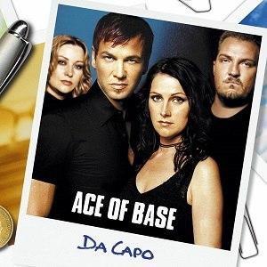 Da Capo (Ace of Base album) - Image: Da Capo Album
