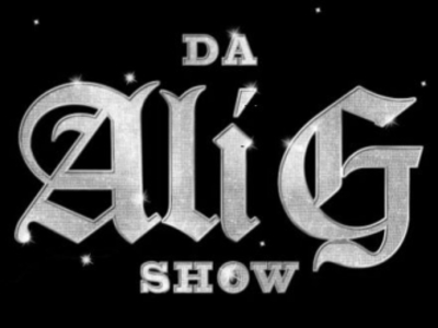 Picture of a TV show: Da Ali G Show
