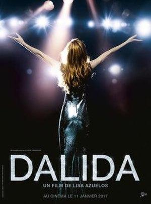 Dalida (2017 film) - Theatrical release poster