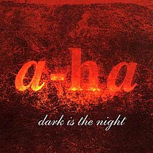 A-ha — Dark Is the Night for All (studio acapella)