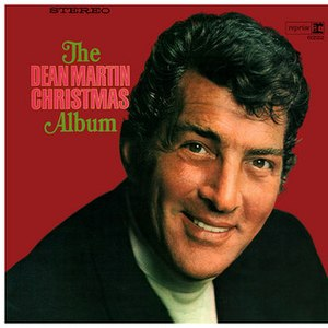 The Dean Martin Christmas Album - Image: Dean Martin Christmas Album
