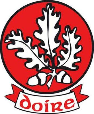 Derry GAA - Image: Derry GAA crest
