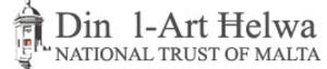 Din l-Art Ħelwa - Image: Din l Art Ħelwa logo