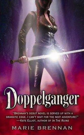 Doppelganger (Brennan novel) - Image: Doppelganger (Brennan novel)