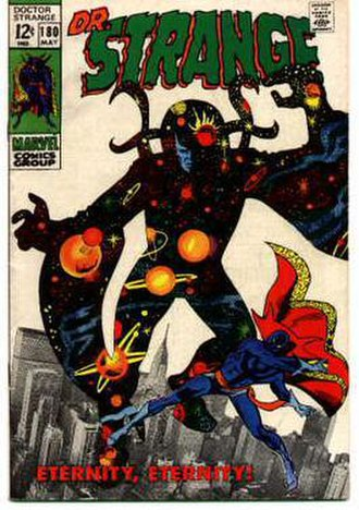 Gene Colan - Image: Dr Strange 180