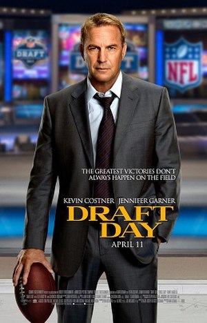 Draft Day - Theatrical release poster