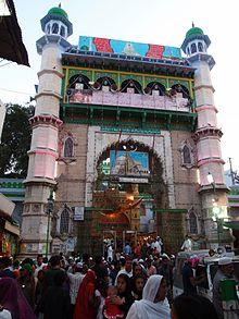Ajmer Sharif Dargah Wikipedia