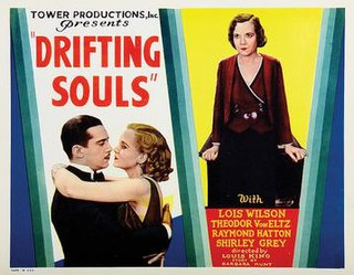 <i>Drifting Souls</i> 1932 film directed by Louis King