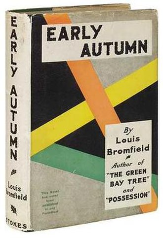 Early Autumn - First edition