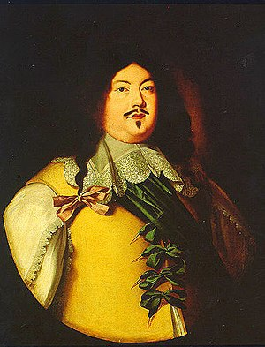 Odoardo Farnese, Duke of Parma - Image: Edward farnesio