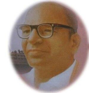Eknath Ranade - Image: Eknath Ranade image
