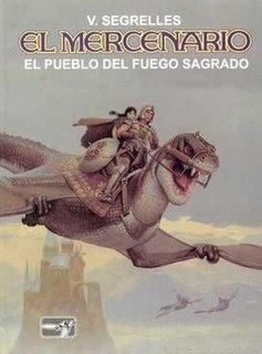 <i>El Mercenario</i> comic series