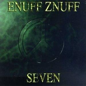Seven (Enuff Z'nuff album) - Image: Enuffznuffsevencover