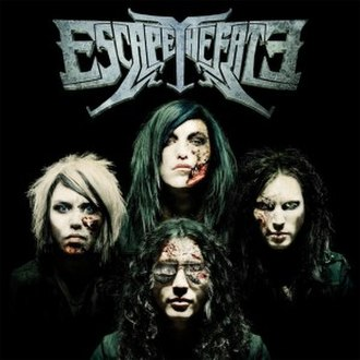Escape the Fate (album) - Image: Escape The Fate Cover