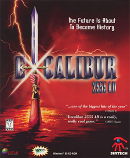 <i>Excalibur 2555 AD</i>