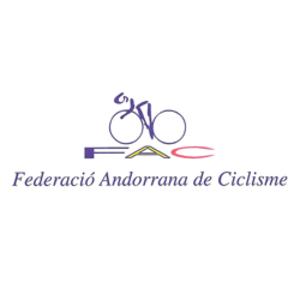 Andorran Cycling Federation - Image: Federació Andorrana de Ciclisme Logo