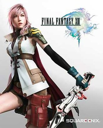 Final Fantasy XIII - Image: Final Fantasy XIII EU box art