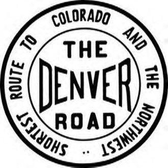 Fort Worth and Denver Railway - Image: Fort Worth and Denver Railway (emblem)