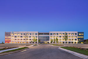 Freightquote - Headquarters building in Kansas City, MO.