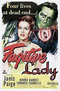 <i>Fugitive Lady</i> (1950 film)